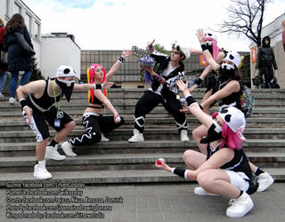 Team Skull, Guzma and Wimpod - Pokemon Cosplay by Lifyen