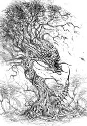 Scorpion tree by Pyreshard