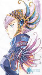 Empress by ferus