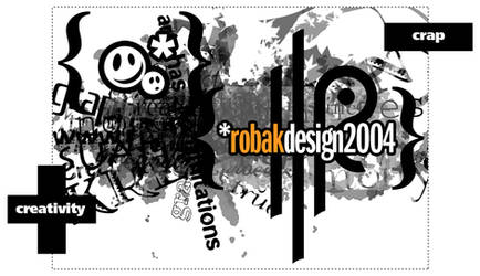 robakdesign2004 sticker by robak