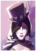 Maaad Moxxi by Ben-Olive