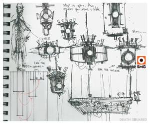 Scribblys by Ben-Olive