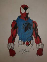 Scarlet Spider 2 by Josh-Boffa