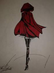 Little Red Riding Hood by Josh-Boffa