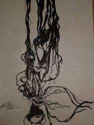 She-Venom is born by Josh-Boffa