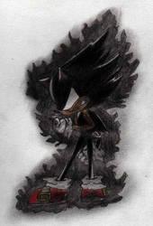 Dark Sonic by Estefanoida