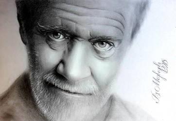 George Carlin by Vladimir12908