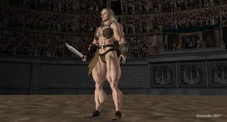 Roxane barbarian warrior princess 31 by eurysthee