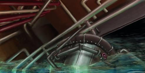The sunken ship 2 by dark-zero-mousy