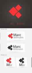 MarcWillmann Logo by Kingst0n