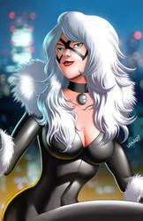 Blackcat by iANAR