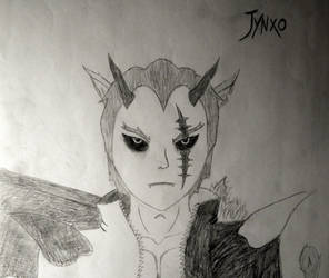Jinxo + Transmania Story by jet-kast