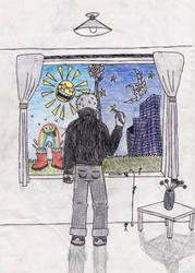 The Itch Of Creation By Jakob Allan = Jet-kast by jet-kast
