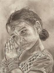 Namaste by TheSignmaker
