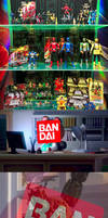 Bandai's Reaction to getting shit on by Hasbro by JacobTheSpartan