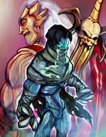 Soul Reaver by superhermit