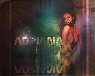 Adriana Lima by k-michalek