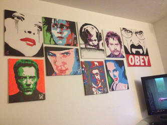 Wall Art by Dannymuffins
