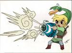 Link Minish cap! by 123nukume