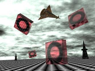 Cliche Surrealism by djbeyonder