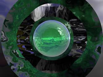 Core of Green by djbeyonder