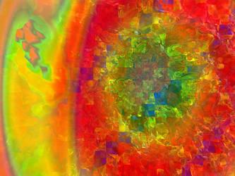 Fractal Gel 2 by djbeyonder