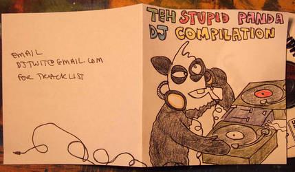The Stupid Panda DJ by andysmoke