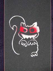 Evil squirrel grip by andysmoke