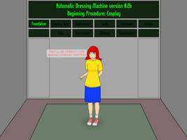 Anne's ADM Adventure - Start (Voting closed) by LyhokoLeaci