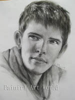 Colin Morgan by Painirl