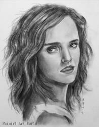 Emma Watson by Painirl