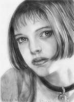 Natalie Portman - Mathilda by Painirl