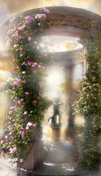 Garden of Light by ElegantArtist21