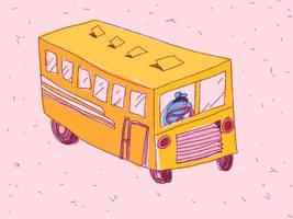 sleepybus by manlitu