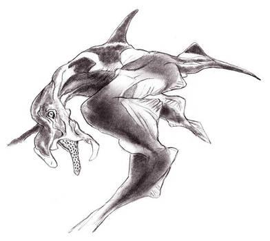 Predatory Cursoray by thomastapir