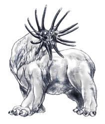 Molar Bear by thomastapir