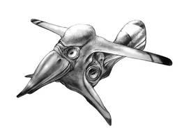 Biplanar Bicephalavian by thomastapir