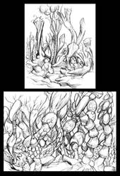 Funguscapes by thomastapir