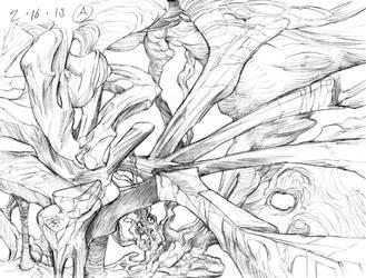 Elemental Chaos by thomastapir