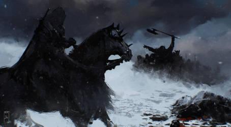 Black Knight 2 by NeryLucio