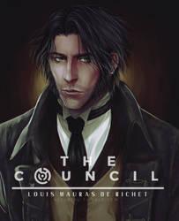 The Council: Louis by RuzuRifu