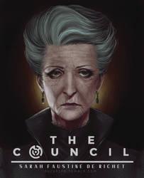 The Council: Sarah by RuzuRifu