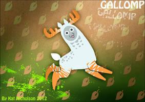 Gallomp by KatCardy