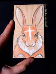 Hoppy Easter! by KatCardy