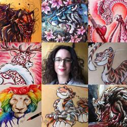 ArtVArtist - Kat Nicholson / Cardy by KatCardy
