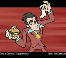 SockBaby's Ronnie Cordova by KatCardy