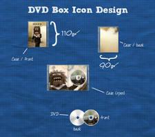 DVD Box Icon by Sed-rah