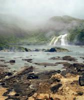 Coastal Paradise by Sed-rah