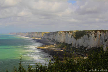 The white cliffs of by jochniew