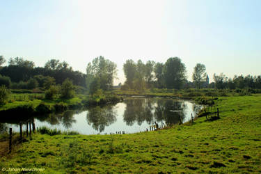 River Roer by jochniew